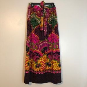 Tannerway by Melba Hobston Size 10 Sarong Vintage